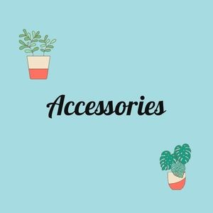 Accessories // bundle and save // offers welcome
